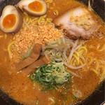 麺乃國 味噌物語 - 北海道百年味噌ラーメン☆