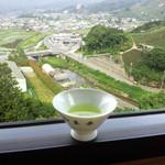 和束茶カフェ - 【天空カフェ】からの眺め(2015.5月)