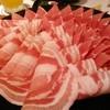 しのじの - 料理写真:りんどうポークしゃぶしゃぶ