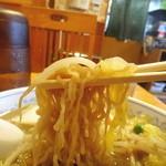 平和軒 - 麺リフト
