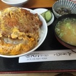 小鳥食堂 - カツ丼【料理】