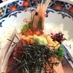 湾岸食堂 - 海鮮丼
