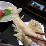 みずのや - メインはお肉、お魚、天ぷらから選べます