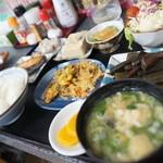 味のさくら - 料理写真:日替わり定食