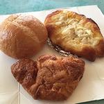 アップル - 料理写真:購入パン