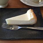 アンカフェ - レモンチーズケーキ