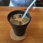 アンカフェ - 水出しアイスカフェオレ