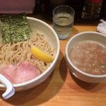○心厨房 - 塩つけ麺 \850 大盛り \100