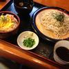 そば処 武蔵 - 料理写真:ざるそば定食☆