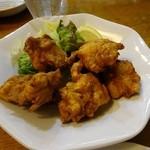あすなろ - 鶏の唐揚げ¥450