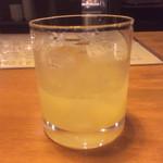 バル トト - 自家製レモンチェロ!美味しかったです!