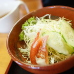 喜久栄 - セットサラダ