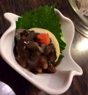 炉端のユーカラ - 海鼠酢