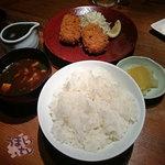 魚馳走亭 ちゃぽん - 「ご飯セット」 324円