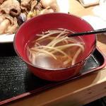 気まぐれキッチン石橋 - モヤシ汁