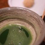 祇園 なん波 - 薄茶