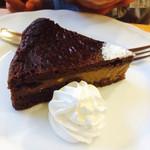 ウッドベルカフェ - ケーキ
