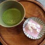 ばん茶茶屋 - 抹茶と「かほり野」