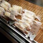 41614851 - サンドイッチも数種類ある