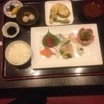 魚もん屋 - お造り定食1,200円 税込