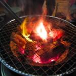 福寿苑荒川沖本店 - 燃えています