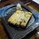 大漁一八 - 岩海苔出汁巻玉子380円