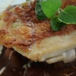 ラ・メール - 鶏モモ肉のソテー
