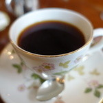 珈琲専門店 風見鶏 - ブレンドコーヒー