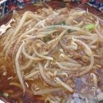 中華料理ぼん天 狭山店 - もやしそば650円☆