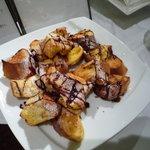 KEYUCA CAFE - 焼きたてのフレンチトーストもあります!