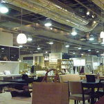 KEYUCA CAFE - 併設されているのはお洒落なインテリアショップ☆