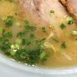 黒木食堂 - スープ