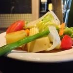 41621617 - いつものサラダ(Curry Lunch C)