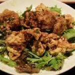 Koushienhanten - 油淋鶏