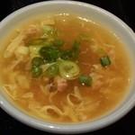 Koushienhanten - スープ