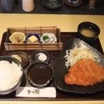 41622058 - 「かつ蔵ロースカツ定食」(920円込み)(2015年9月)