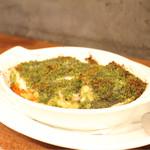 オステリア メグロ - 関イサキの香草パン粉焼き