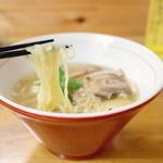 支那そば 讃岐ロック - 料理写真:支那そば 塩 (750円) '15 8月中旬