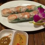 ベトナム料理コムゴン - 生春巻き