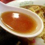北京亭 - スタンダードな醤油スープ!