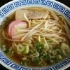 御食事処 やません - 料理写真:中華そば