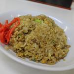 たけいし - 料理写真:蒜頭炒飯(にんにくちゃーはん)☆