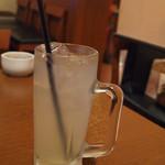 甘太郎 - レモンチューハイ