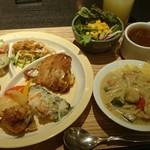 リゾートレストラン カスケード - 土曜 ランチ
