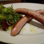 イタリア食堂GiGi - イベリコ豚のソーセージ!
