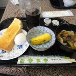 じゅりん - 料理写真:モーニング380円