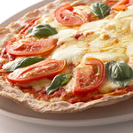 ザ・プレミアム - 薄くのばされたピッザはいくらでも食べれてしまいそう?
