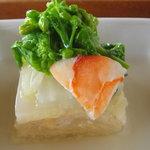 海菜寺 - 白菜 博多蒸し