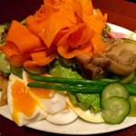 マルザック - 本日のおまかせサラダ