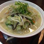 大豚白 - 大豚白麺780円
